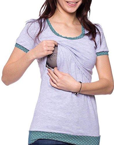 Milchshake - Camiseta - para mujer verde menta
