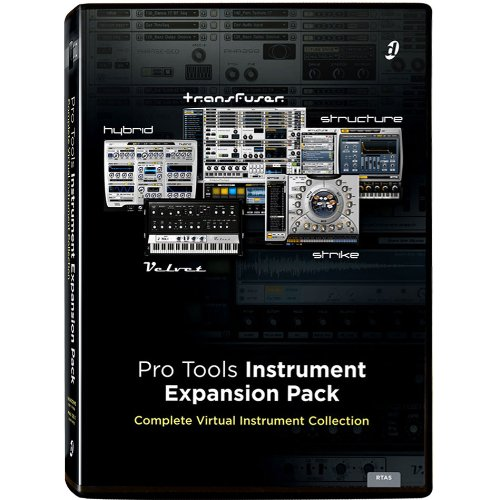 Avid 99106167600 Pro Tools Instrument Expansion Pack by Avid