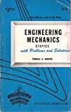 img - for Engineering Mechanics Statics With Problems and Solutions book / textbook / text book