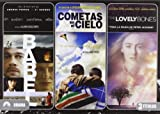 Pack: Babel + Cometas En El Cielo + The Lovely Bones (Import Movie) (European Format - Zone 2) (2013) Brad