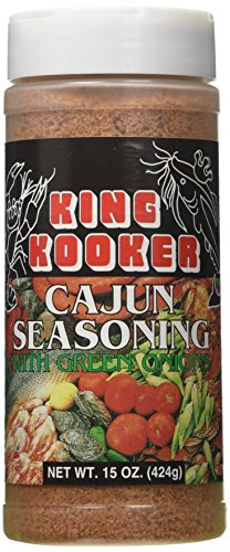 King Kooker LG039 15 Ounce Seasoning product image