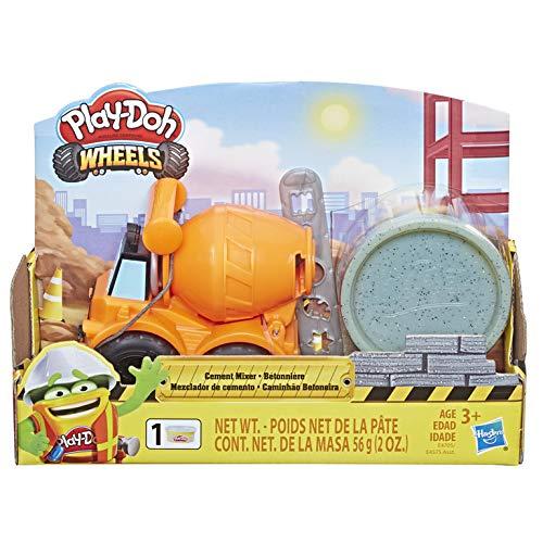 Caminhão Betoneira Play-Doh Wheels - Hasbro E4705