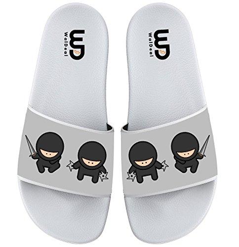mens ninja slippers - 5