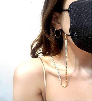Chain link Mask Holder