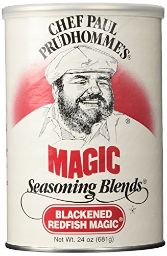Fine Shrimp Sauce - Magic Seasoning, Blackened Redfish Magic 24 oz.