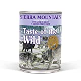 Taste Of The Wild Grain Free Real Meat Recipe Prem...