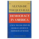 Democracy in America, Alexis de Tocqueville, 0385081707