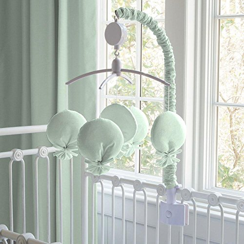Carousel Designs Solid Icy Mint Mobile by Carousel Designs
