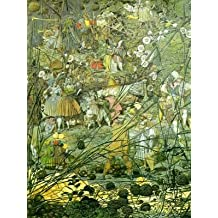 16X20 inch Richard Dadd CanvasArt the Fairy Feller's Master-Stroke