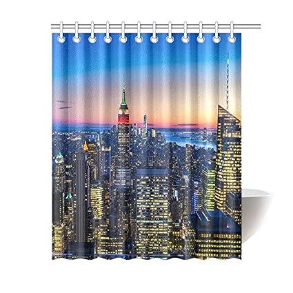 Amazon INTERESTPRINT New York Skyline Home Decor Cityscape