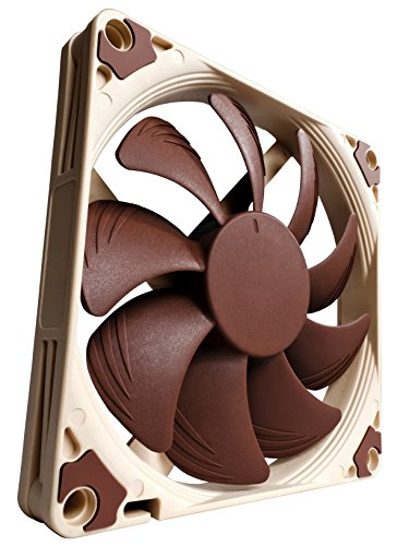 Noctua 92 x 14 mm Low-Profile Cooling Fan with A-Series Blades (NF-A9x14) Laminar Flow Control Device