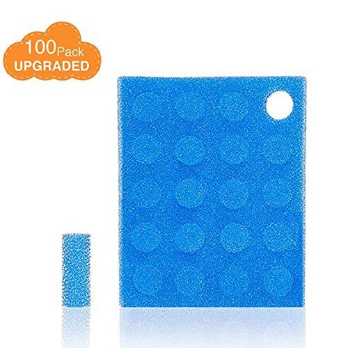 100 Pack Premium Aspirator Replacement NoseFrida product image