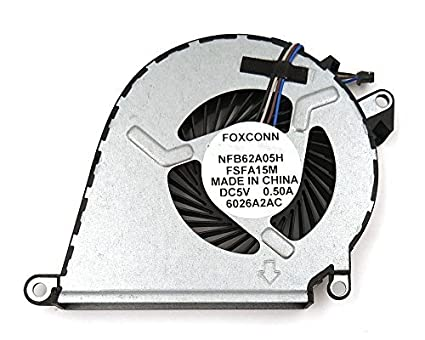 iiFix New R+L CPU GPU Cooling Fan For Asus ROG G752 G752V G752VY G752VT G752VL 4-PIN