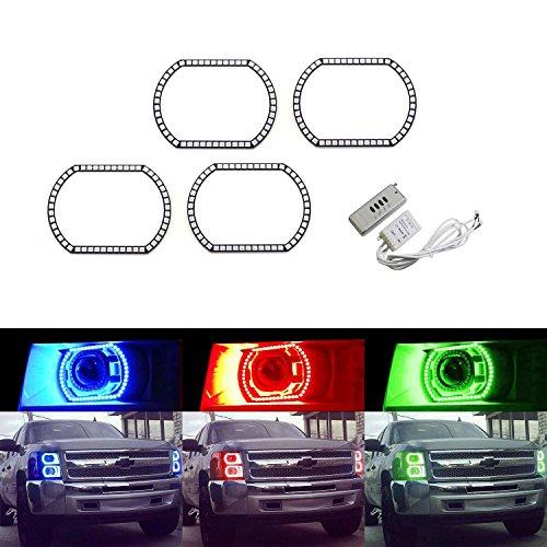 07 chevy truck light module led - 5