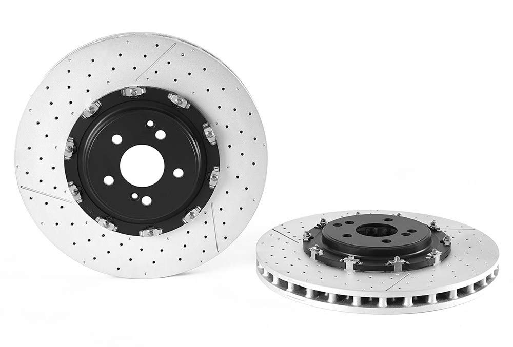 Brembo 09.9313.33 Front Disc Brake Rotor