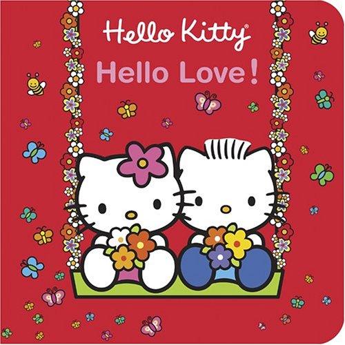 Hello Kitty Hello Love Higashiglaser Design Inc 9780810957541