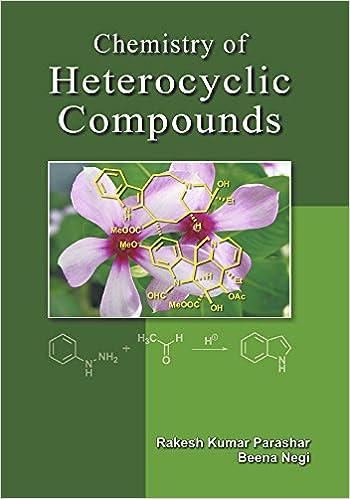 Heterocyclic Chemistry Book