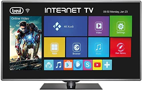 Trevi IP 365 S3 Smart TV Box, 4 K, Quad-Core, Bluetooth: Amazon.es: Electrónica