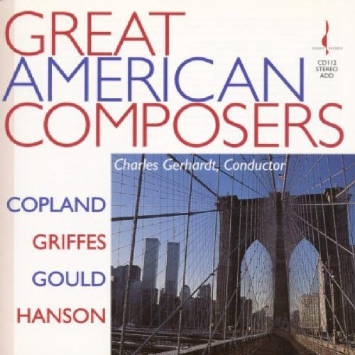 Great American Composers by Chesky Records