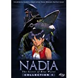 Nadia: Secret Of Blue Water: Collection 1