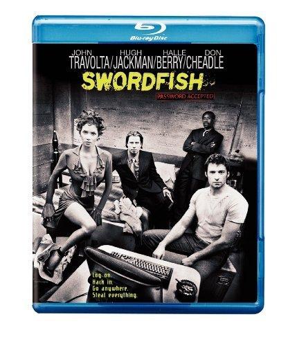 Swordfish [Blu-ray] by Warner Home Video