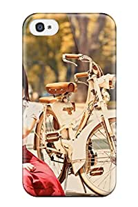 For Iphone 4/4s Tpu Phone Case Cover(oriental)