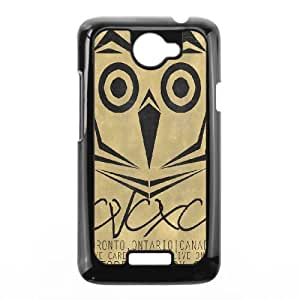 HTC One X Cell Phone Case Black Drake Ovo Owl UYS Cell Phone Cases Clear Hard