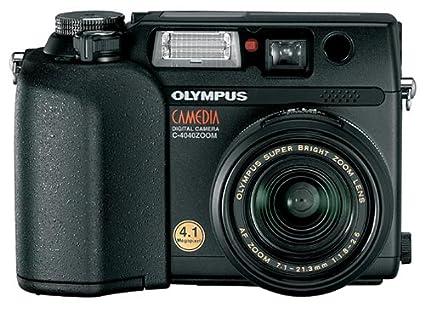 amazon com olympus camedia c 4040 4mp digital camera w 3x optical rh amazon com Olympus Camedia 2020 Olympus Camedia Camera