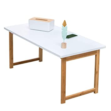 PliablePetite Pliante Basse Thé De amp; Table Blanche À NX8nOw0Pk
