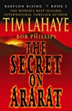 The Secret On Ararat by Tim LaHaye front cover