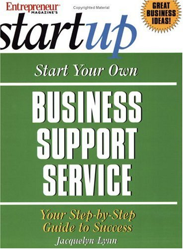 Start Your Own Business Support