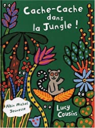 Cache-cache dans la jungle - Lauréat du Comité des mamans Hiver 2003 (0-3 ans)