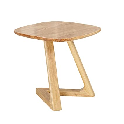Astonishing Rubber Wood Sofa Table Round Side Collision V Shaped Table Gmtry Best Dining Table And Chair Ideas Images Gmtryco
