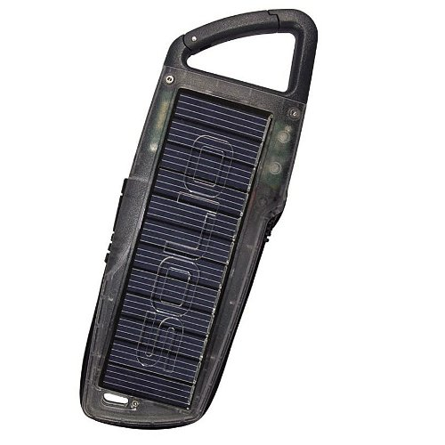 Solio H1000 Universal Hybrid Charger (Dark Grey) (Solar Solio Charger)