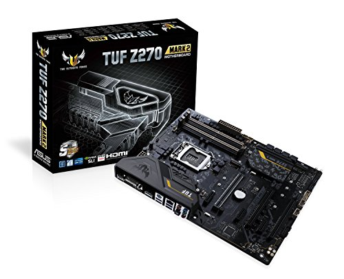 TUF Z270 Mark 2 LGA1151 Z270 DDR4 SATA PCI Express HDMI DVI