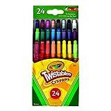Crayola Twistables Mini Crayons 24 ea (Pack of 12)