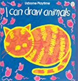 I Can Draw Animals, Ray Gibson, 0881109991