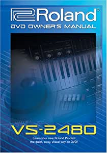 Roland VS-2480 DVD Owner's Manual
