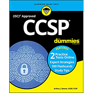 CCSP For Dummies with Online Practice (For Dummies (Computer/Tech))