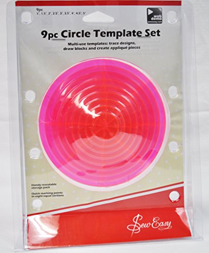 Quilting Circle Templates - 8