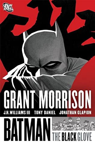 book cover of Black Glove
