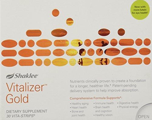Shaklee® Vitalizer® Gold with Vitamin K, 30 Vita Strips