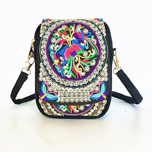 733ef558fe Sale Clearance Women Handbags Halijack Ladies Vintage Printing Canvas  Messenger Bag College Girl Casual Travel Purse Cosmetic Bag Summer Beach Bag  Small ...