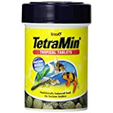 Tetra 16110 TetraMin Tropical Tablets, 1.69-Ounce, 85 ml