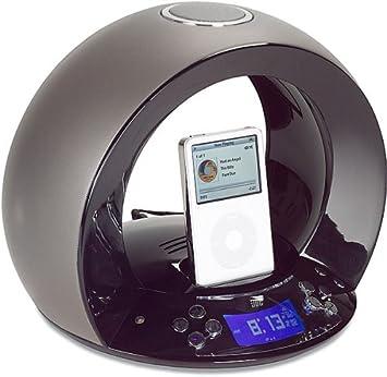 JBL Time Machine Alarm Clock/Dock for iPod (Black)