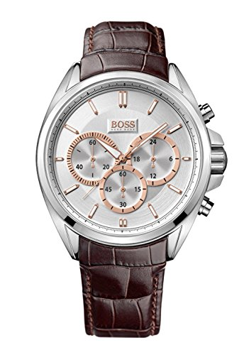 Hugo Boss Stainless Leather 1512881 Key Pieces