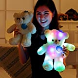 Wewill Adorable LED Light up Glow Teddy Bear - Best Reviews Guide