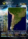 The World Atlas  SOUTH AMERICA: CHILE, ARGENTINE, URUGUAY, PARAGUAY