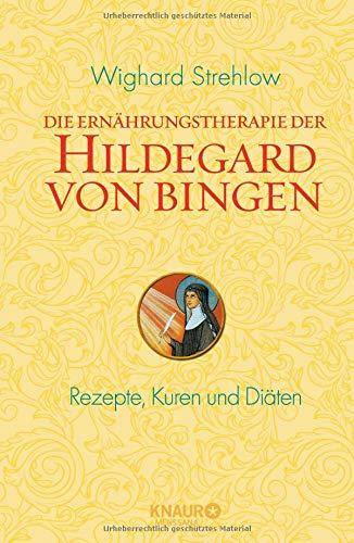 Ernährungstherapie der Hildegard von Bingen  978-3426656280