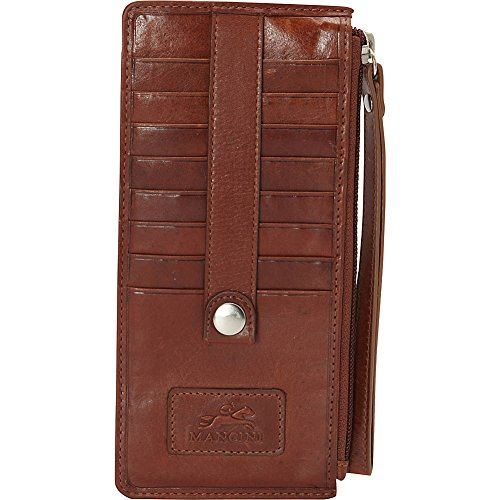 mancini-leather-goods-ladies-wristlet-rfid-secure-cognac